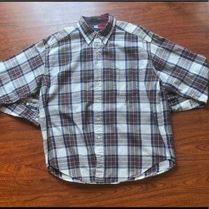 90's Vintage Tommy Hilfiger L/S Button Up Shirt